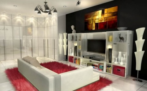 Awesome 3d Home Interior Design Design Inspirations