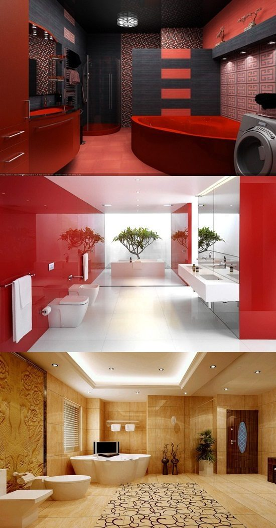 Bathroom Interior Design Ideas