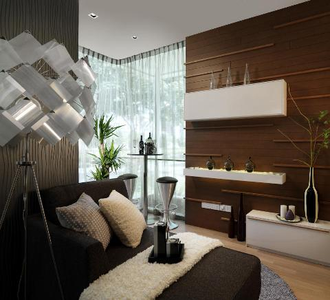 Contemporary Art in Home Interior Design