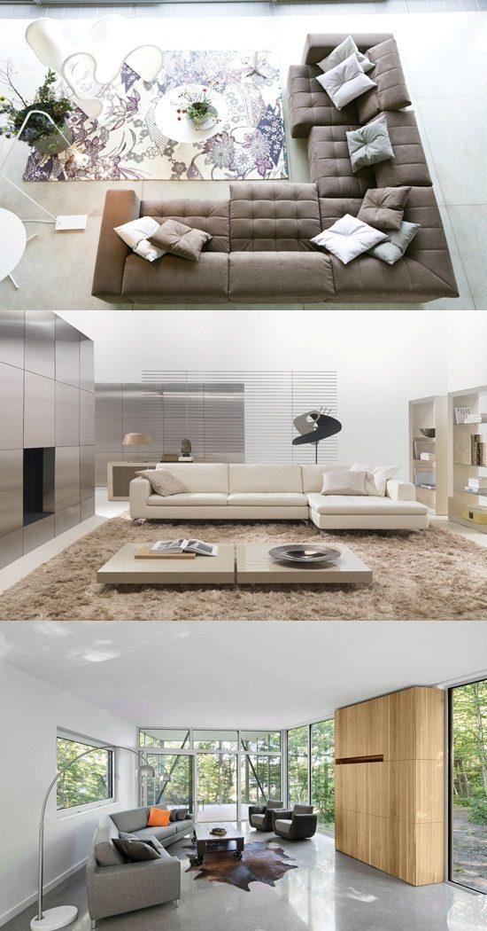 Essentials Of Living Room Interior Designs