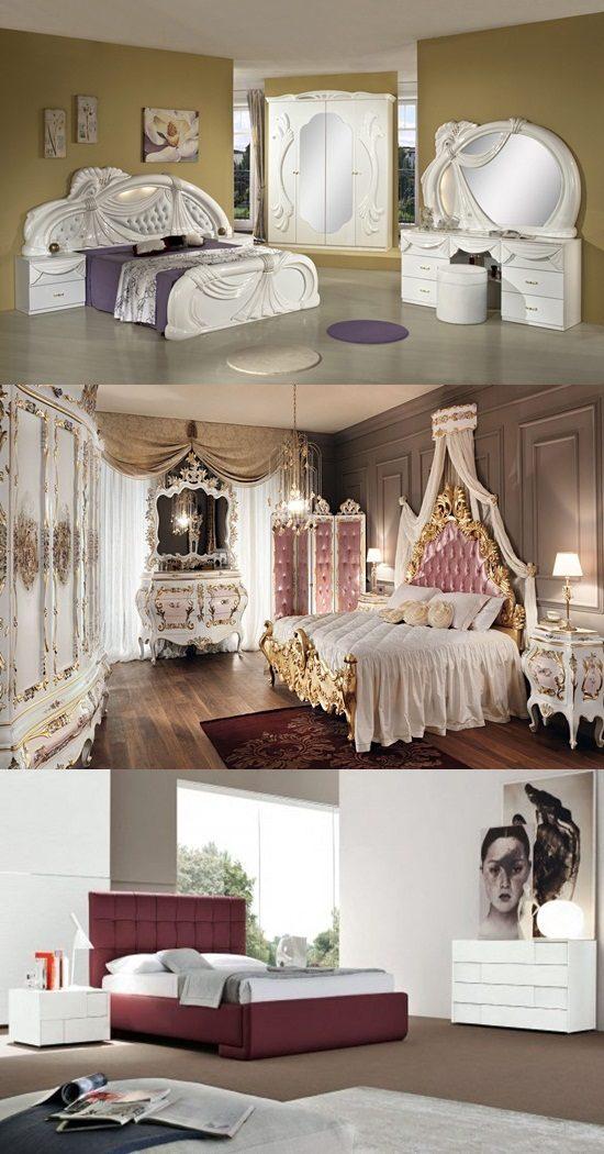 Italian Interior Design Bedroom Interior Design