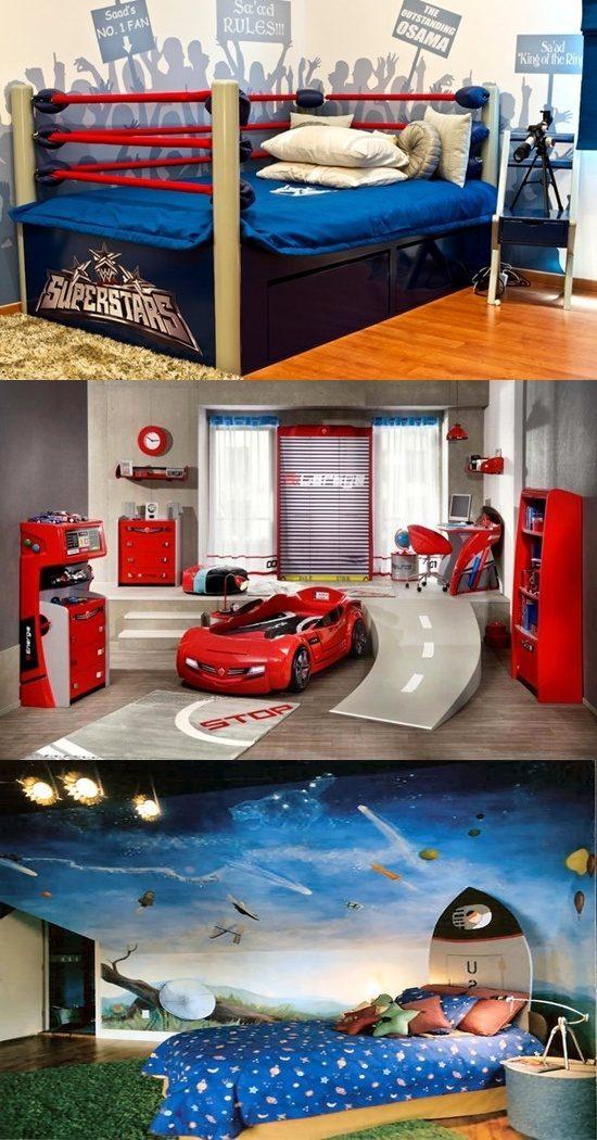 Kids' Bedroom Interior Design Ideas
