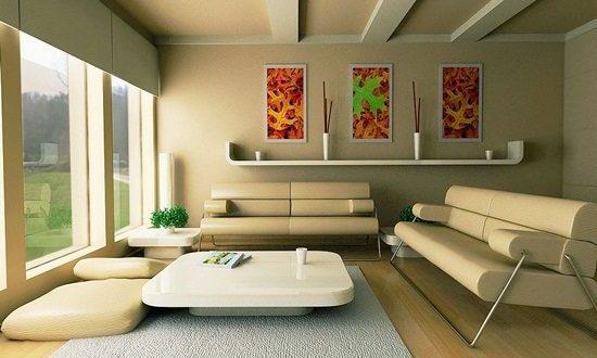 Living room Interior Decoration Ideas