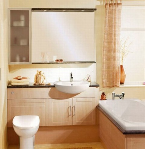 Bathroom interior design ideas interior design for Bathroom decorating ideas images