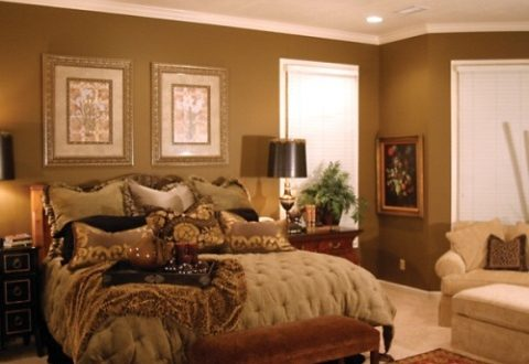 Bedroom interior painting ideas interior design for Cost of painting inside 4 bedroom house