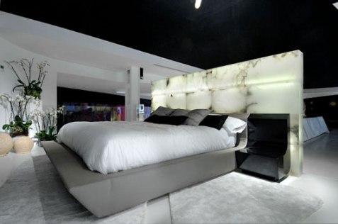 Black And White Interior Design Bedroom Interior Design