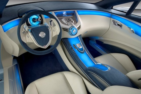 Car interior design ideas - Interior design