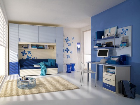 Children 39 s bedroom interior design interior design for Interior designs for kids