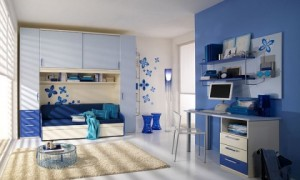 Children's bedroom interior design – good colors