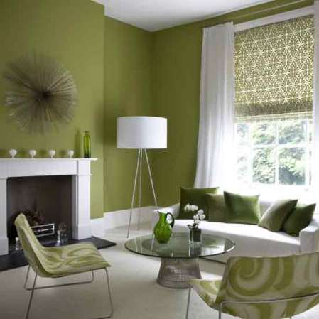 Contemporary living room interior design ideas interior - Living room themes decorating ideas ...