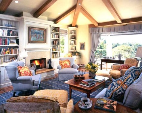 Country home interior design interior design for Country interior designs