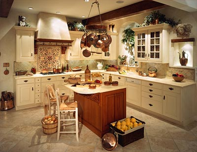 Country home interior design – Interior design