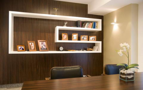 Design Interior Office, Colors, planning - Interior design