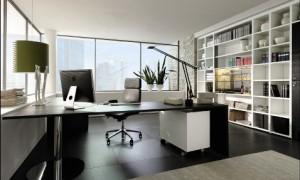 Design Interior Office, Colors, planning