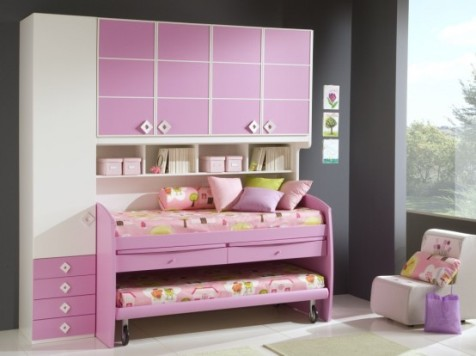 Girl 39 s bedroom colors designs interior design - Bedroom for girl interior design ...