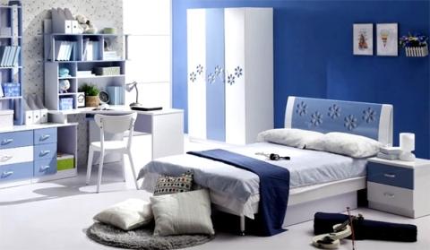 girls bedroom interior design ideas