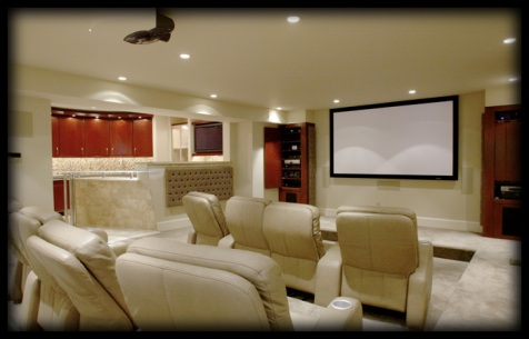 Interior Design For Home Theatre Property Home Theater Interior Design  Interior Design