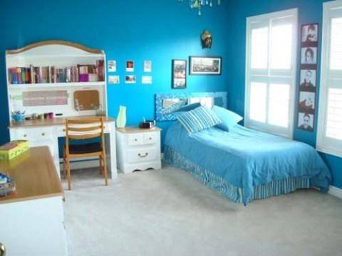 interior bedroom colors