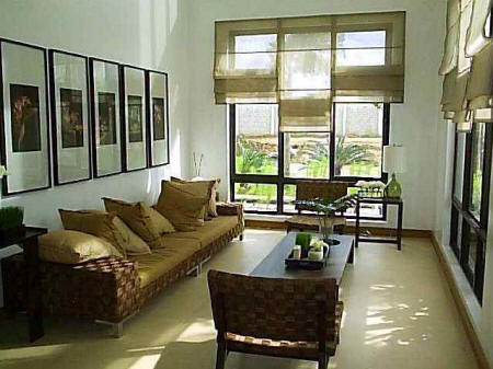 Interior decorating living room ideas interior design for Living room interior design philippines