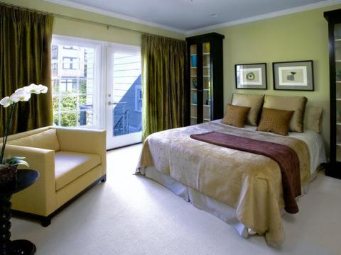 interior design bedroom colors