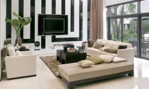 Basics of Living Room Interior Design