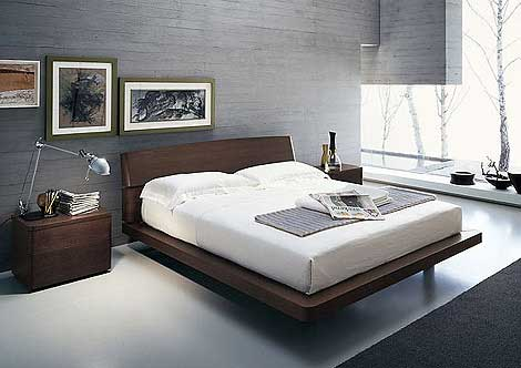 italian interior design bedroom