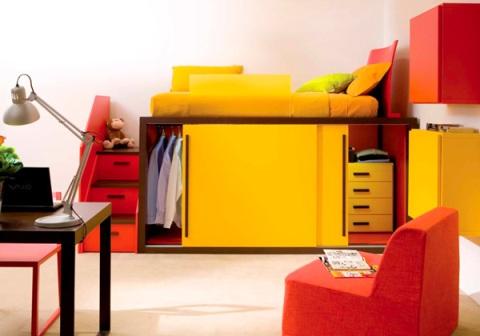 kids bedroom interior design ideas