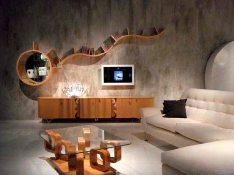 Living room interior design ideas - Modern Furniture - Interior design