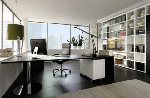 Modern office interior design ideas - Interior design