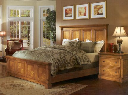 bedroom Oakwood furniture