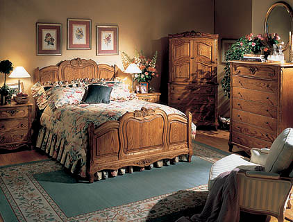 Oakwood Interiors Bedroom Furniture 11