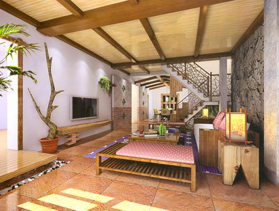 Rustic modern interior design rustic style interior design for Rustic style interior