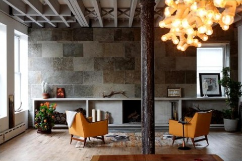 Rustic modern interior design rustic style interior design for Modern interior design styles