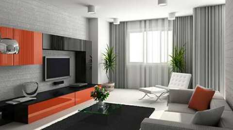 Attrayant Simple Interior Design Living Room