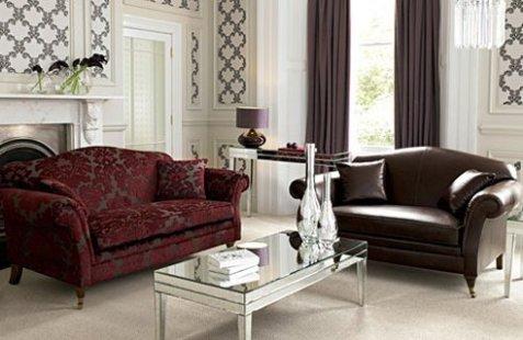 simple interior design living room