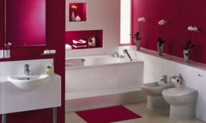 bathroom - Interior design ideas and decorating ideas for home ...