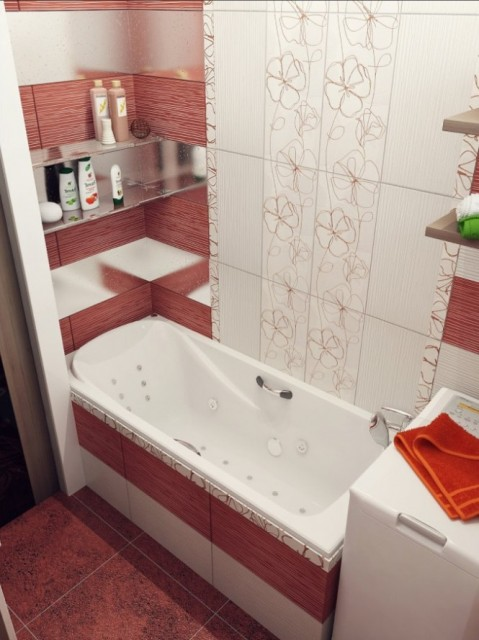 Small bathroom interior design ideas interior design for Pictures of small bathroom designs