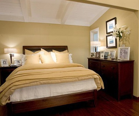 Small bedroom interior design ideas interior design for Small and simple bedroom design