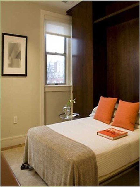 Interior Design Small Rooms: Small Bedroom Interior Design Ideas