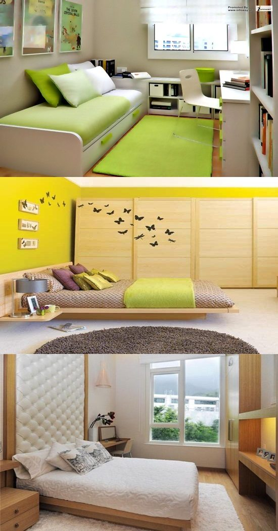 small bedroom interior design ideas - Interior design