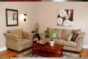 Designing a Small living room - Small home interior design
