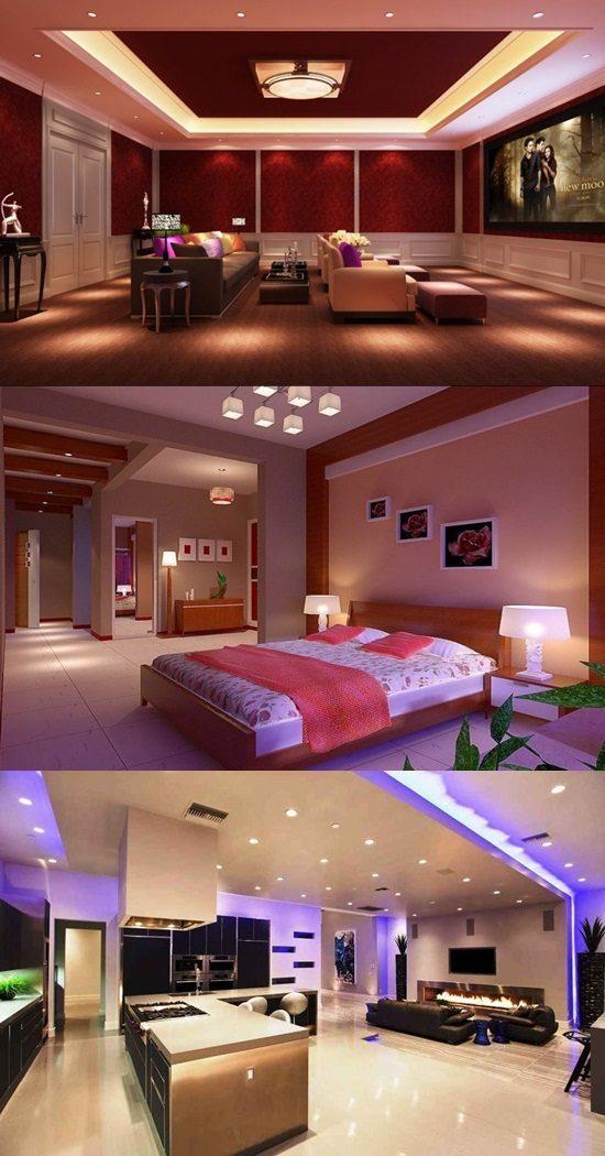 Home Interior Lighting Design Interior Design