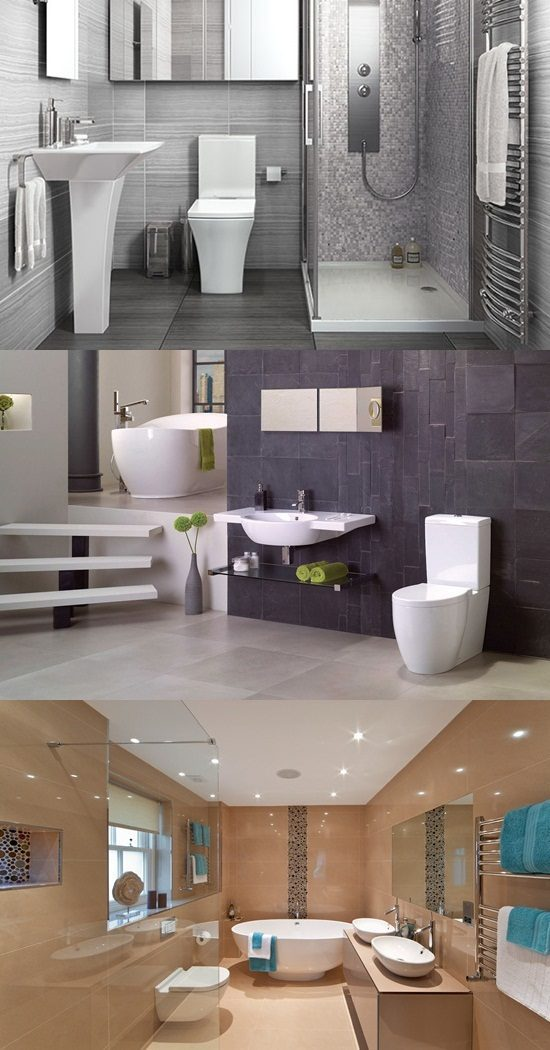 Ideas for Bathroom Interior Design