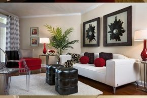 Ideas for Living Room Interior Decorating