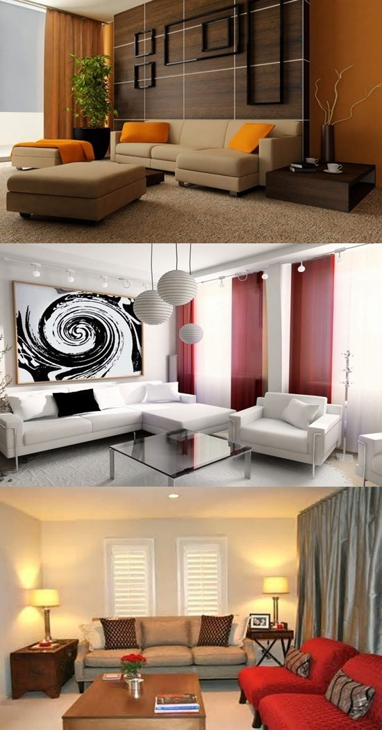 Interior Design Ideas for Small Living Room