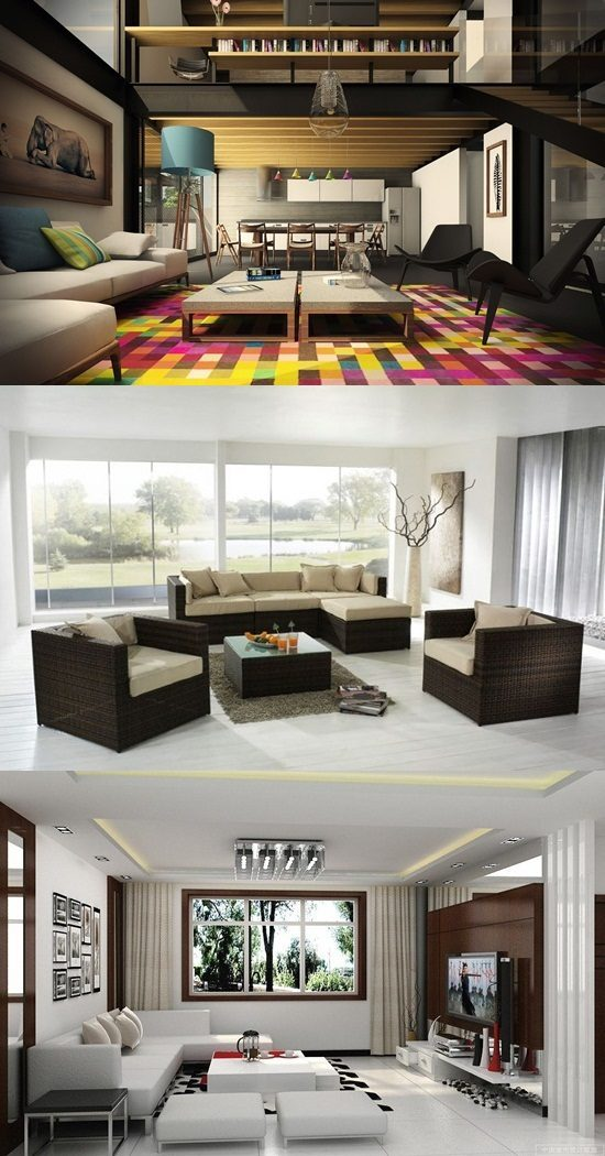 Interior Design Living Room, Living Room Simply