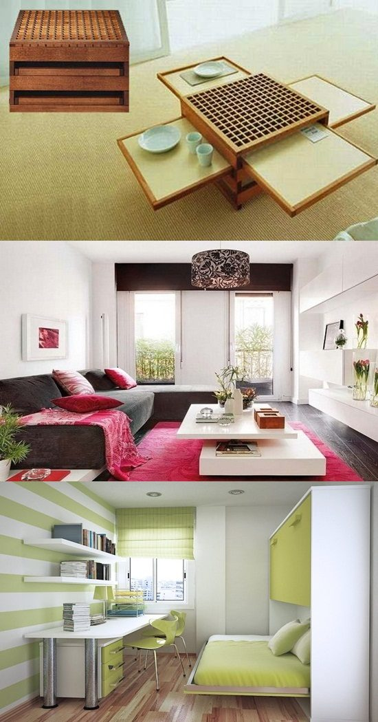 Modern interior design ideas for small spaces interior - Interior design ideas for small house ...