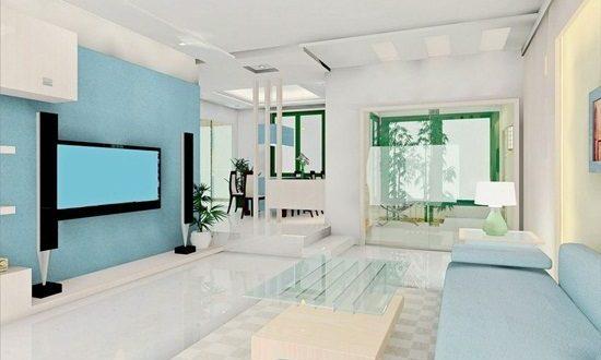 Modern Living Room Interior Design Photos best pooja room design by interior designer kamlesh maniya india Modern Living Room Interior Design