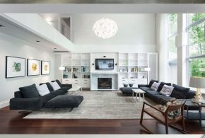 Modern Style living room interior design ideas