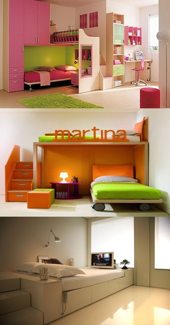 Interior Design Space: Small Space Bedroom Interior Design Ideas